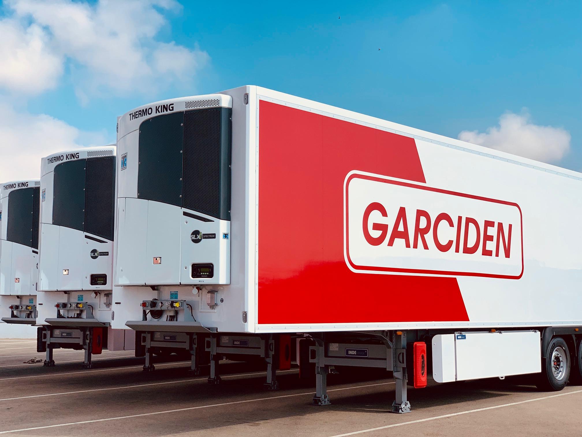 Flota Garciden - Distribuidores Atún - Frigoríficos