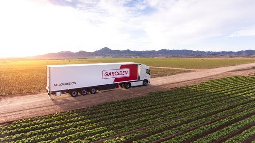 Garciden - Calidad de transporte de productos hortofruticolas